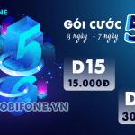Cách đăng ký gói cước 5G Mobifone 3 ngày, 7 ngày (1 tuần) giá chỉ từ 15k