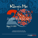 Khuyến mãi Mobifone ngày 27/1/2021 ưu đãi ngày vàng toàn quốc