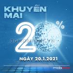 Mobifone khuyến mãi 20/1/2021 ưu đãi vàng trên toàn quốc