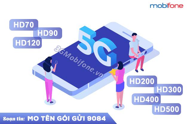 Điều kiện sử dụng mạng 5G Mobifone là gì?