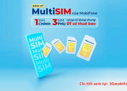 MultiSIM Mobifone