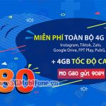 Cách đăng ký gói cước G80 Mobifone nhận data khủng cùng nhiều ưu đãi hấp dẫn