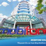 Mobifone khu vực 8, tổng quan khu vực hoạt động Mobifone công ty 8