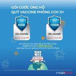 Gói cước DATA Vac-xin Mobifone