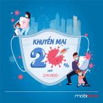 Khuyến mãi Mobifone 2/9/2021 ưu đãi ngày vàng toàn quốc